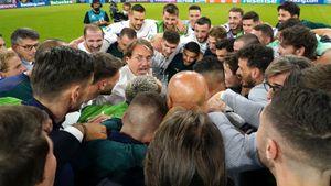 Этой «Красной фурии» не под силу остановить великолепную команду Манчини. Прогноз на матч Италия— Испания