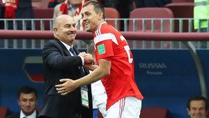 Черчесов: «Если бы Дзюба все забивал, давно бы играл в «Барселоне»