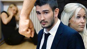 «Душил жену, бил ее, требовал развода». Скандал с русским хоккеистом в США: Войнова обвиняли в избиении супруги