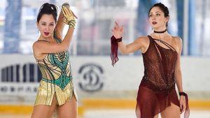 Танго и восточные мотивы, золото и очень короткое платье: третья попытка Туктамышевой отобраться на Олимпиаду