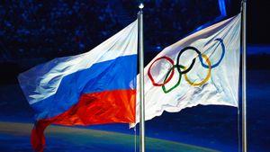 России вернули гимн ифлаг. Мыточно едем наОлимпиаду вТокио вследующем году
