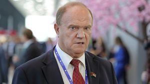 Зюганов — об отстранении России от соревнований: «Это варварство. Политическая заказуха бессовестных людей»