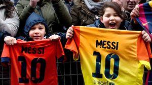 «ПСЖ» уверен в трансфере Месси. Парижские магазины уже готовятся к аномальным продажам футболок