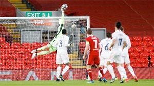 «Реал» свел к ничьей ответный матч с «Ливерпулем» и вышел в полуфинал Лиги чемпионов