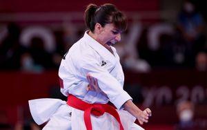 Испанка Сандра Санчес стала первой в истории олимпийской чемпионкой по карате
