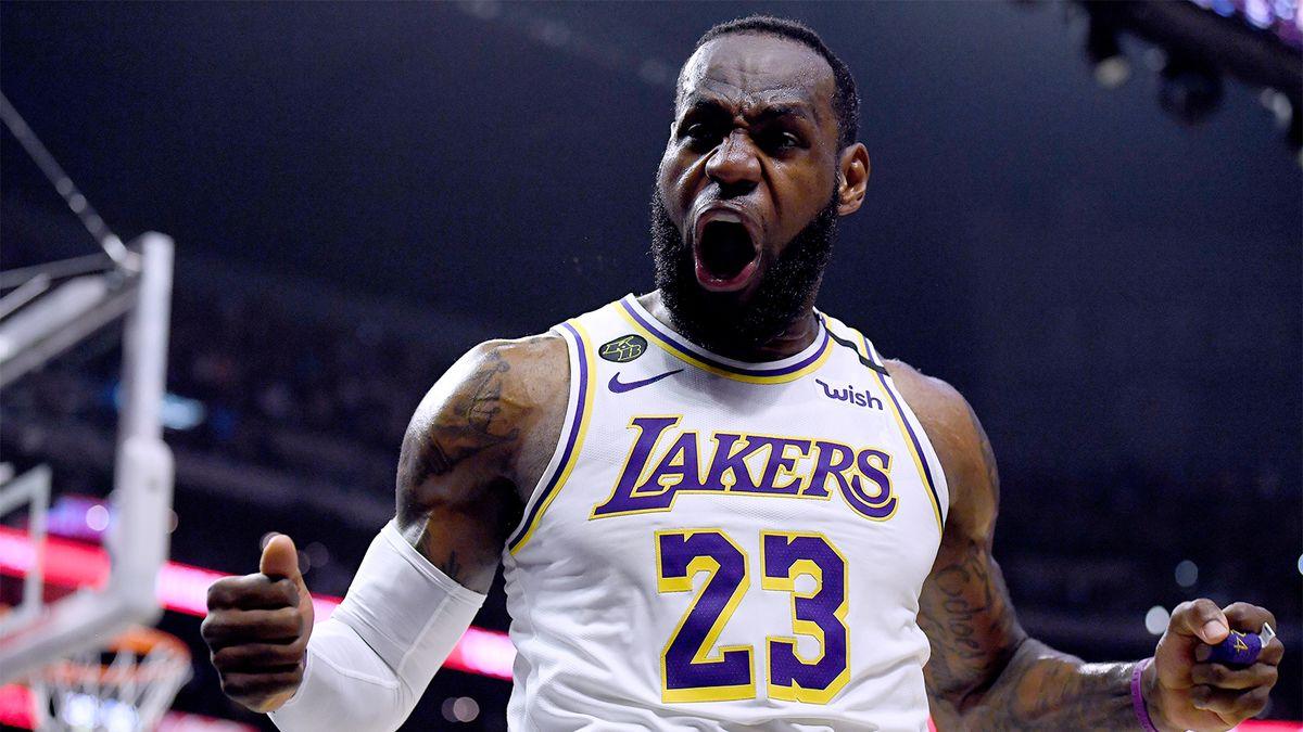 Леброн Джеймс 7-й год подряд возглавляет рейтинг самых высокооплачиваемых игроков НБА