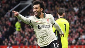 Почему лучший футболист мира прямо сейчас— Салах. Он унизил «МЮ» с Роналду и теперь может взять «Золотой мяч»
