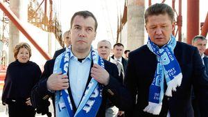 Уткин: «Когда «Газпром» приобрел «Зенит», сразу стало ясно, что есть темы, на которые не надо высказываться вовсе»