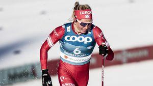 Лыжница Сорина снова всех уничтожила после родов. У мужчин в отсутствие Большунова золото взял Мальцев