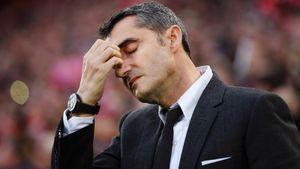 «Барселона» проиграла «Валенсии» ипровалила сезон. Даже несмотря напобеду вчемпионате