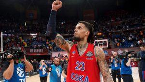 ЦСКА уничтожил «Реал» взаключительной четверти ивышел вфинал Евролиги. Его ждут бешеные турки