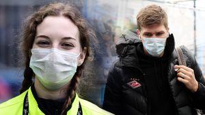 Замер температуры болельщикам, заряды «Мывсе умрем». Как вчемпионате России играют вовремена пандемии