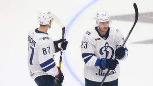 Первое звено «Динамо» — главное разочарование старта сезона КХЛ. Шипачев с Яшкиным не похожи на самих себя