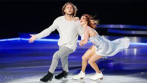 Фигуристка Боброва поддержала партнера по «Ледниковому периоду». У певца Соколовского проблемы со здоровьем