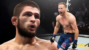 На пояс Хабиба появился еще один претендент. Гэтжи нокаутировал последних трех соперников в UFC