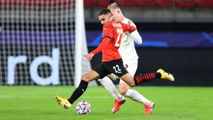 «Краснодар» и «Ренн» сыграли вничью, дебютировав на групповом этапе Лиги чемпионов. Как это было