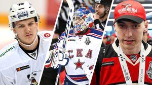 Русские хоккейные таланты хотят захватить Америку иКанаду. Самые ожидаемые трансферы межсезонья