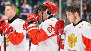 «Душераздирающе». Федерация хоккея России отреагировала на обидное поражение от Канады в финале ЮЧМ