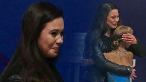 Олимпийская чемпионка Ильиных расплакалась после проката Вероники Жилиной на первенстве Москвы: фото