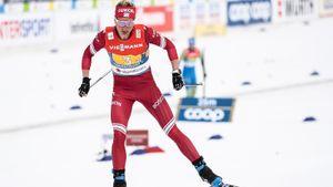 Сорина одержала победу в скиатлоне на чемпионате России