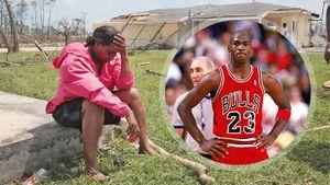 Легенда НБА Джордан пожертвует 1 миллион долларов на ликвидацию последствий урагана на Багамах