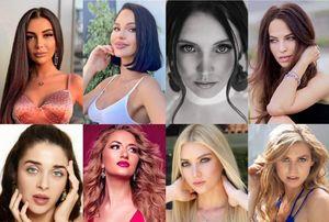 Украинка признана самой красивой русскоязычной девушкой США. Титул Miss Russian USA выиграла киевлянка Сорокина