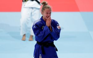 Дзюдоистка Белодед принесла Украине первую медаль на Олимпиаде в Токио