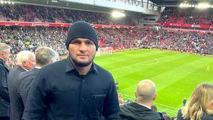 Хабиб был готов драться с тысячей пьяных фанов «Ливерпуля». Легенда UFC притопил за «МС» и почти угодил в проблемы
