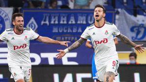 Основной нападающий сборной России уже известен. Смолов возродился и разрывает РПЛ— теперь забил «Динамо»