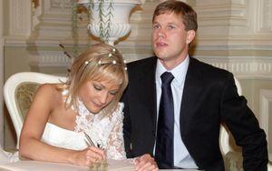 Какой была свадьба Булановой и Радимова. Букет невесты остался на люстре, а гости разъехались до полуночи