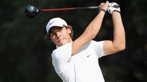 Мультиспортсмены. Как Надаль, Бэйл и Карри стали гольфистами