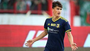 У Шомуродова 1 гол в РПЛ с октября, но скоро он должен уехать в «Дженоа». Что нужно знать о трансфере