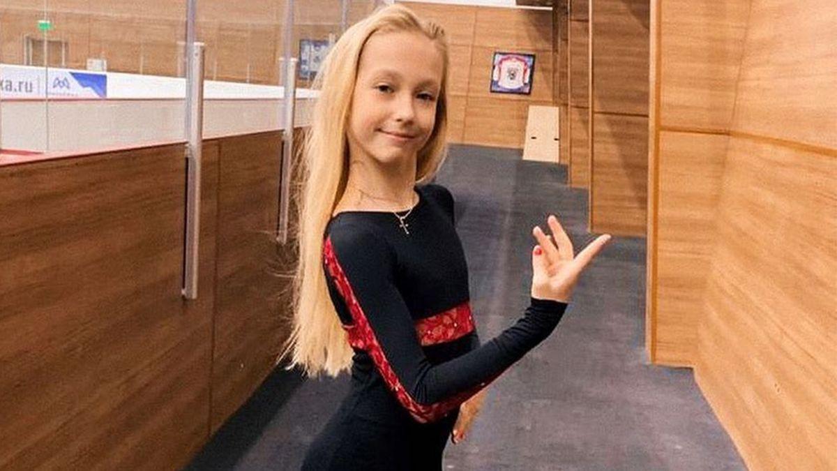 13-летняя фигуристка Берестовская перешла в группу Тутберидзе