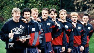 Умер Эрик Харрисон, бывший тренер молодежной команды «МЮ». Он воспитал Невиллов, Гиггза и Бекхэма