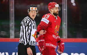 Белорусский форвард получил удаление до конца игры за удар 17-летнего соперника
