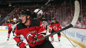 Форвард «Нью-Джерси» Мальцев: «Я полностью адаптировался в НХЛ, никаких сюрпризов для меня уже не будет»