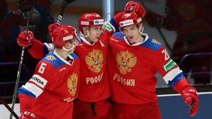 Россия стартовала на МЧМ с уверенной победы над США в Эдмонтоне. Как это было