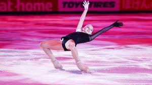 Число просмотров видео показательного выступления Трусовой на Skate Canada в ютубе превысило 8 млн