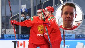 «Нас ждет противостояние двух сильнейших хоккейных школ мира». Буре — о матче Россия — Канада в полуфинале МЧМ-2021