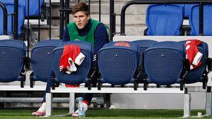 «Спартак» обвиняет сборную России в травме Соболева. Его вызвали несмотря на повреждение