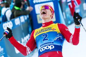 Большунов: «Идоотказа норвежцев было понятно, что Кубок мира мой практически на100%»