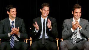 В теннисе — революция. Джокович, Надаль и Федерер решают все даже на карантине