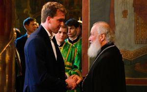 Василевский — о победе в Кубке Стэнли: «У патриарха Кирилла положительная энергия. Видимо, зарядил меня»