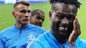 Паршивлюк нестал целовать эмблему, фанаты «Динамо» увидели нового босса: фото