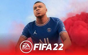 Мбаппе будет лицом FIFA 22