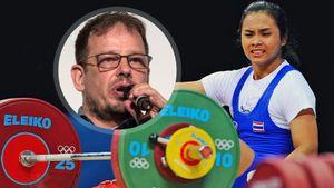 Журналист Зеппельт после России нашел допинг в Таиланде. Ему помогла тяжелоатлетка Гулной