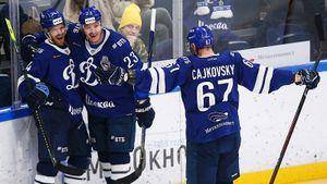 Конец самой красивой истории плей-офф КХЛ. «Северсталь» до последнего билась с «Динамо», но зацепила только матч