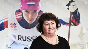 Олимпийская чемпионка Вяльбе выдвинула свою кандидатуру для участия в выборах в Госдуму от «Единой России»