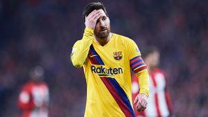 Месси назван самым высокооплачиваемым футболистом. Его зарплата почти вдвое больше, чем уРоналду