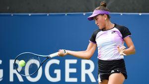 Рахимова вышла во 2-й круг US Open, где сыграет против Александровой